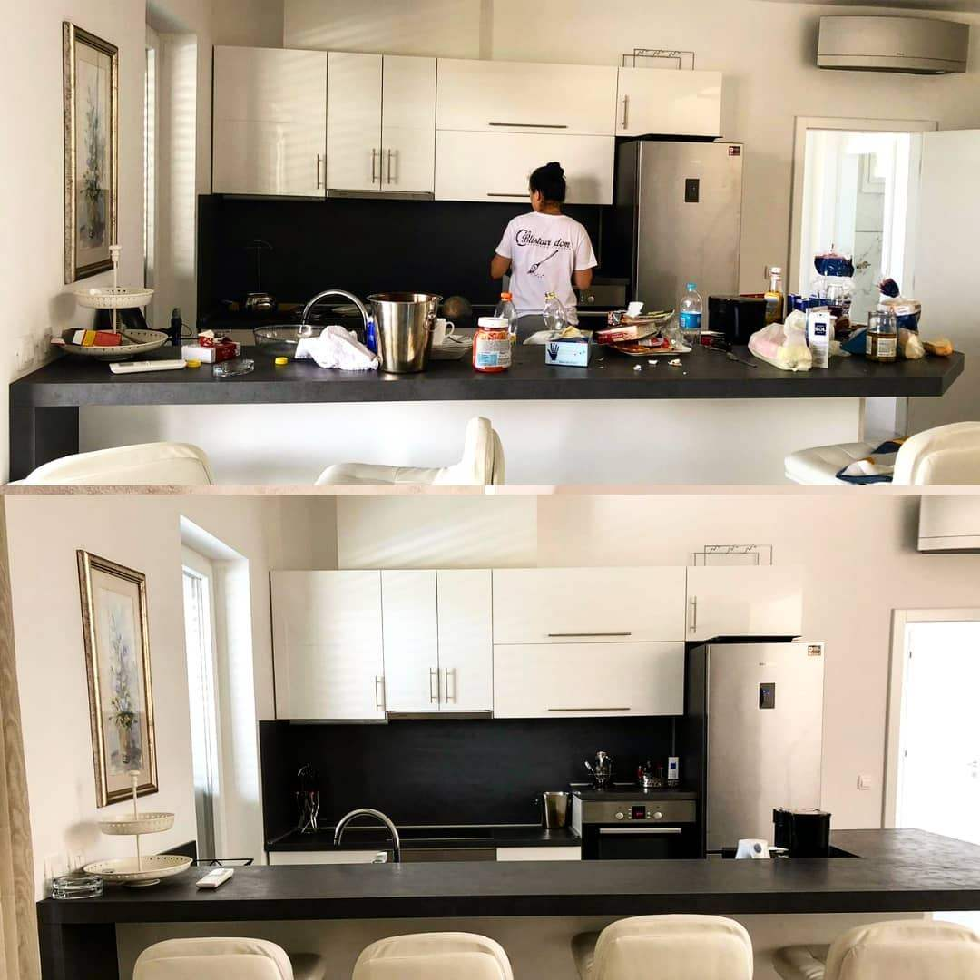 Servis za čišćenje - Blistavi dom d.o.o.