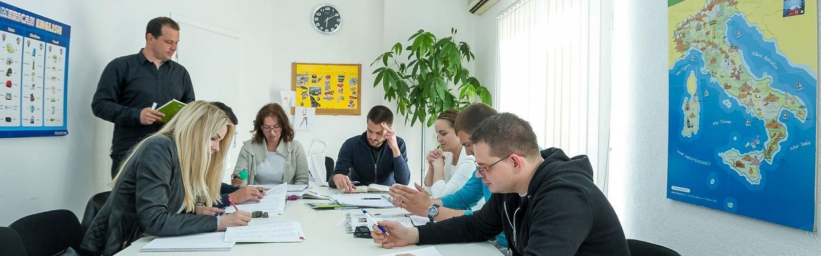 Škola stranih jezika Calimero - Zadar