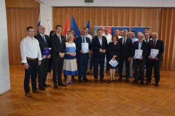 Potpisani ugovori za 30 projekata koji će se realizirati na području Zadarske županije
