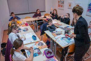 Učenje stranih jezika kod djece - Calimero Zadar