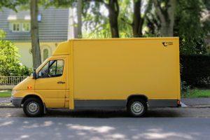 Poštansko vozilo
